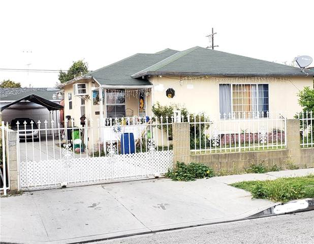 6831 Hollenbeck Street, Huntington Park, CA 90255 (#DW20068726) :: Compass