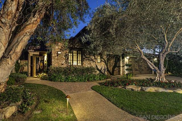 6903 Calle Portone, Rancho Santa Fe, CA 92091 (#200015924) :: The Houston Team   Compass