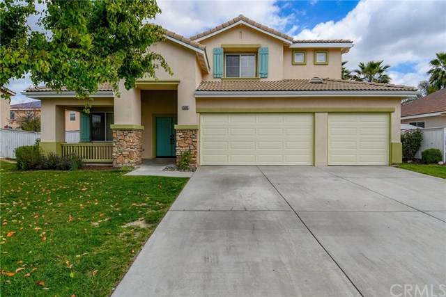 25302 Clear Canyon Circle, Menifee, CA 92584 (#IG20064178) :: The Ashley Cooper Team