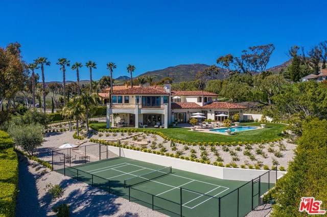 0 Delaplane Road, Malibu, CA 90265 (#20567666) :: Berkshire Hathaway HomeServices California Properties