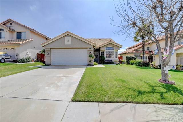 35069 Willow Springs Drive, Yucaipa, CA 92399 (#EV20068651) :: RE/MAX Masters