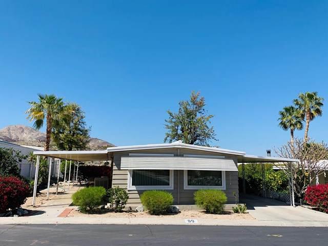 49305 Highway 74 #99, Palm Desert, CA 92260 (#219041539DA) :: Berkshire Hathaway HomeServices California Properties