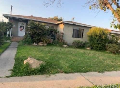 647 W 154th Street, Gardena, CA 90247 (#SR20069008) :: Compass