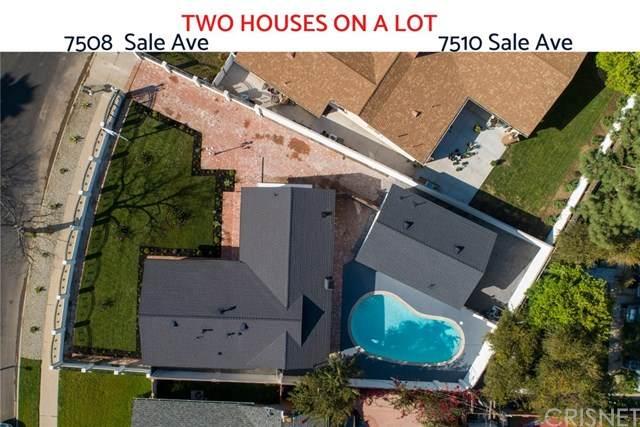 7508 Sale Avenue, West Hills, CA 91307 (#SR20068846) :: Compass