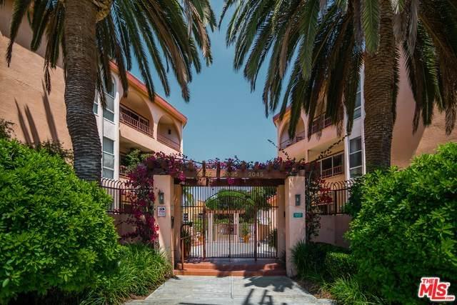 2045 4TH Street 301B, Santa Monica, CA 90405 (#20568686) :: Berkshire Hathaway HomeServices California Properties