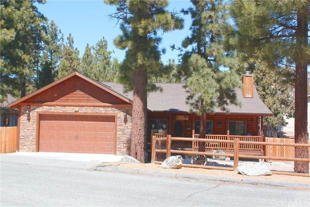 411 E Country Club Boulevard, Big Bear, CA 92314 (#PW20069056) :: The Brad Korb Real Estate Group