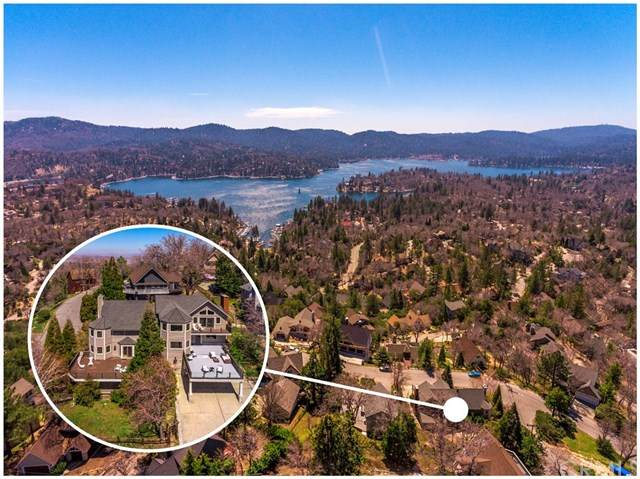 1377 Yellowstone Drive, Lake Arrowhead, CA 92352 (#EV20069086) :: The Brad Korb Real Estate Group