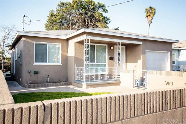 4573 W 162nd Street, Lawndale, CA 90260 (#SB20069119) :: Pacific Playa Realty