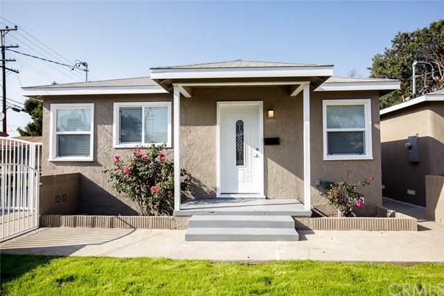 4575 W 162nd Street, Lawndale, CA 90260 (#SB20069098) :: Pacific Playa Realty