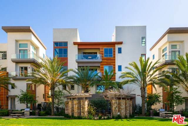 12473 Osprey Lane #3, Playa Vista, CA 90094 (#20567976) :: Team Tami