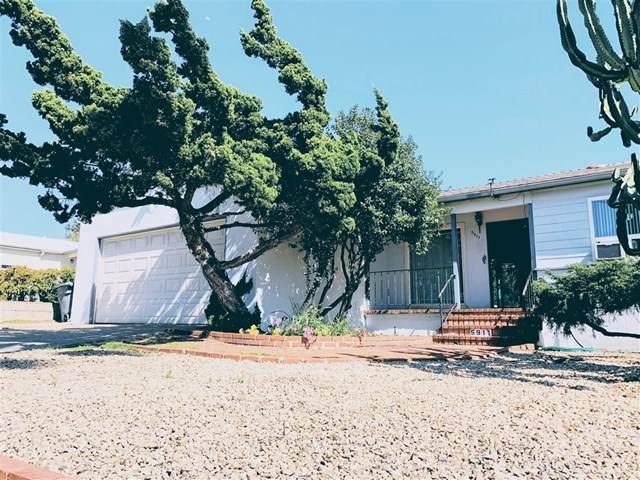 5911 Lake Murray Blvd, La Mesa, CA 91942 (#200016045) :: Cal American Realty