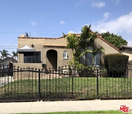 1223 W 70TH Street, Los Angeles (City), CA 90044 (#20569132) :: RE/MAX Empire Properties