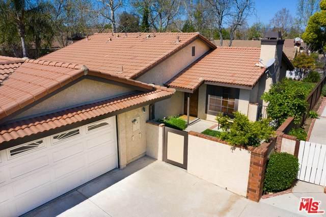 23375 Calle Arino, Valencia, CA 91355 (#20569040) :: RE/MAX Empire Properties