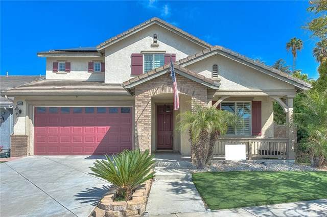 12868 Spring Mountain, Rancho Cucamonga, CA 91739 (#TR20069221) :: The Costantino Group | Cal American Homes and Realty
