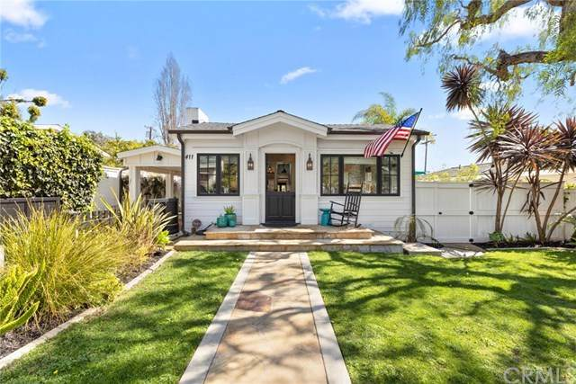 411 Poplar Street, Laguna Beach, CA 92651 (#LG20024890) :: Case Realty Group