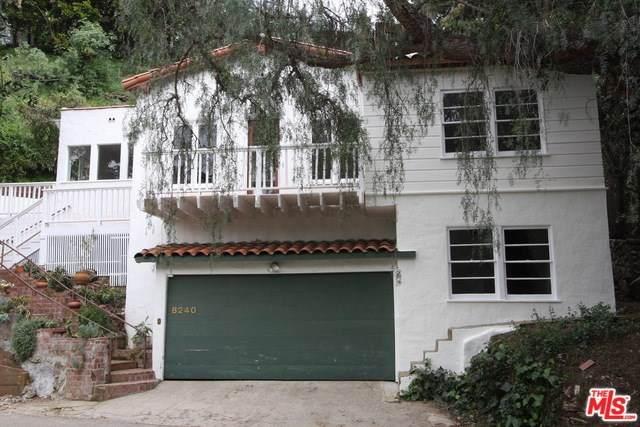 8240 Mannix Drive, Los Angeles (City), CA 90046 (#20569154) :: The Ashley Cooper Team