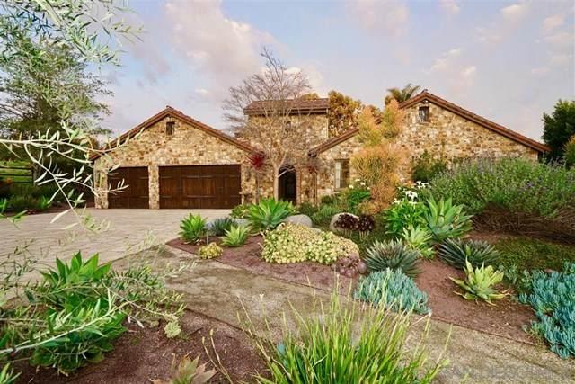3435 Dove Hollow Rd, Encinitas, CA 92024 (#200016078) :: Cal American Realty