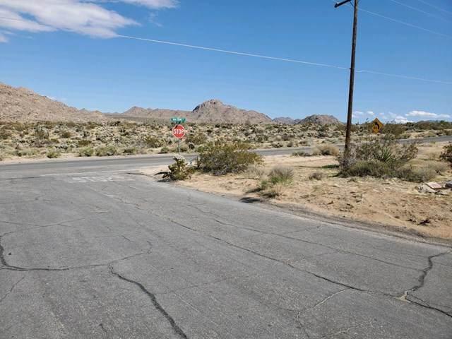 61786 Pueblo Trail, Joshua Tree, CA 92252 (#219041579DA) :: The Ashley Cooper Team