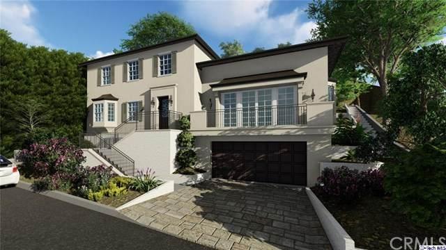 1316 N Jackson Street, Glendale, CA 91207 (#320001230) :: The Brad Korb Real Estate Group