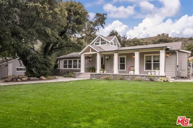 852 Crater Oak Drive, Calabasas, CA 91302 (#20569066) :: Berkshire Hathaway HomeServices California Properties