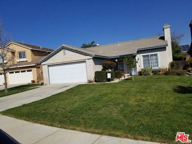 1672 Quail Summit Drive, Beaumont, CA 92223 (#20569086) :: Crudo & Associates