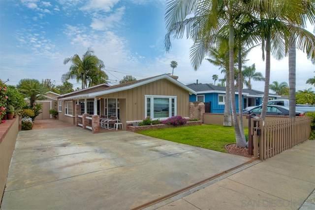 493 La Mesa Avenue, Encinitas, CA 92024 (#200016116) :: Cal American Realty