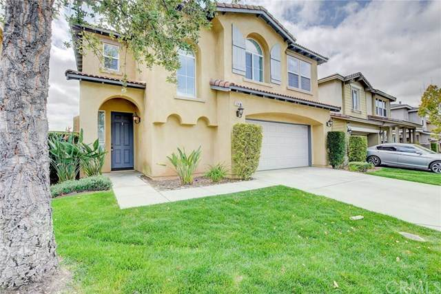 33436 Wallace Way, Yucaipa, CA 92399 (#EV20069390) :: RE/MAX Masters