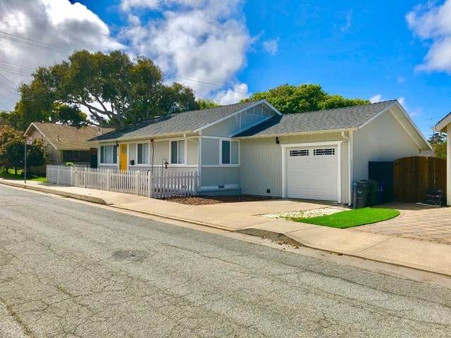 520 16th Street, Pacific Grove, CA 93950 (#ML81787927) :: RE/MAX Masters
