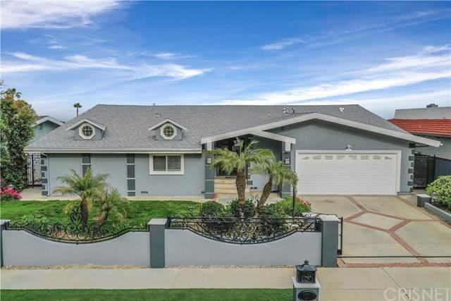 6720 Randiwood Lane, West Hills, CA 91307 (#SR20069667) :: Frank Kenny Real Estate Team