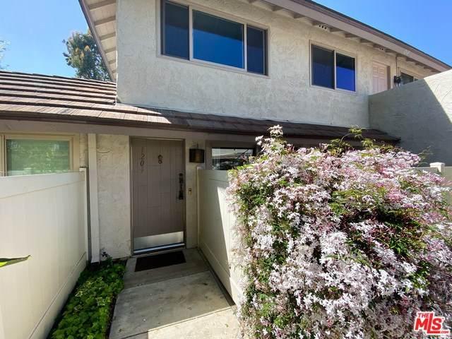 1204 Landsburn Circle, Westlake Village, CA 91361 (#20561774) :: The Najar Group