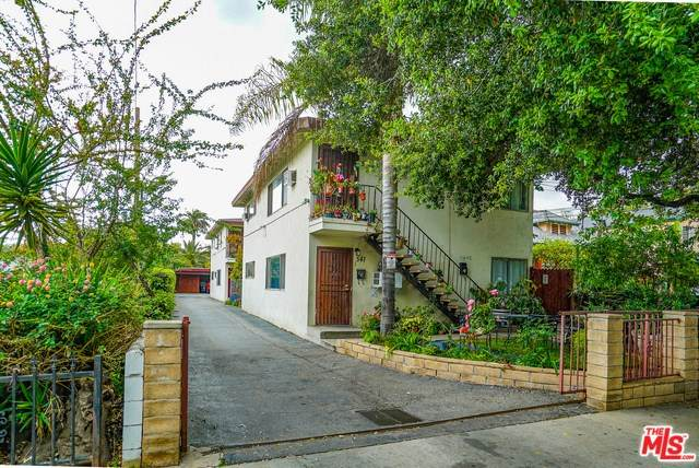 541 N Summit Avenue, Pasadena, CA 91103 (#20569430) :: Frank Kenny Real Estate Team