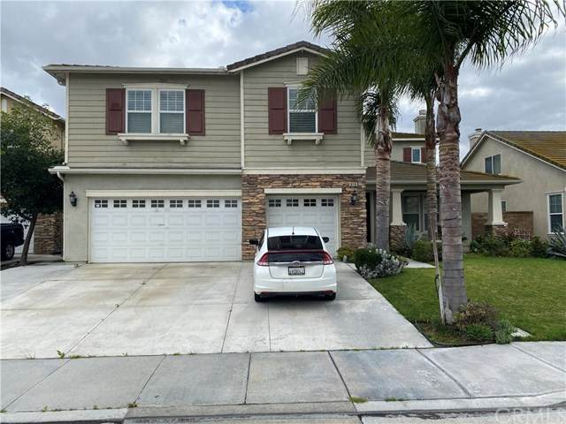 8118 Orchid Drive, Eastvale, CA 92880 (#PF20069936) :: The Miller Group