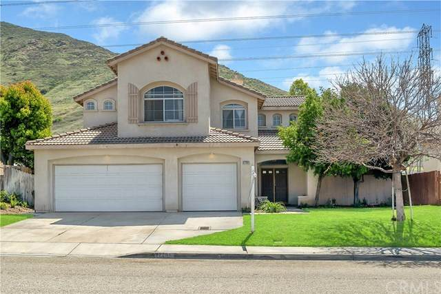 17261 Avenue Del Sol, Fontana, CA 92337 (#CV20069870) :: The Najar Group