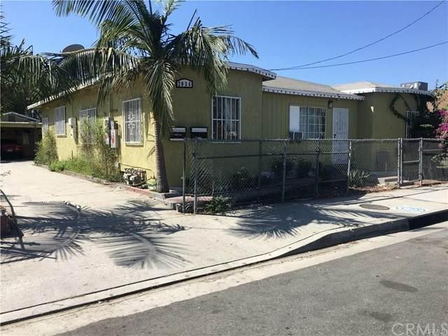 2036 E El Segundo Boulevard, Compton, CA 90222 (#MB20069933) :: Frank Kenny Real Estate Team