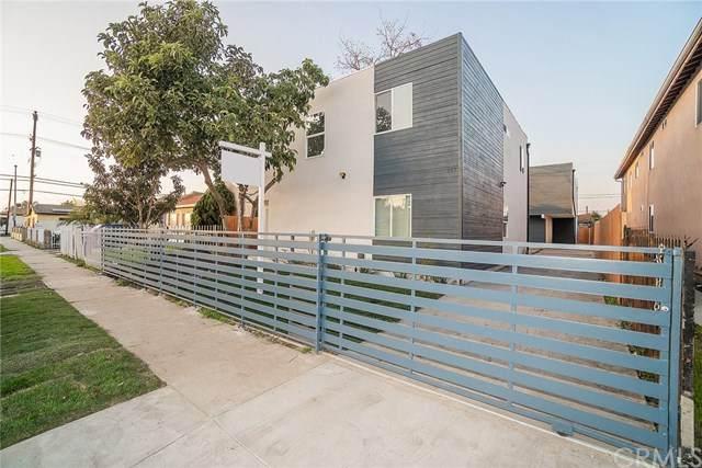 645 W 97th Street, Los Angeles (City), CA 90044 (#DW20069972) :: Frank Kenny Real Estate Team