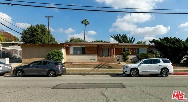 8630 Stanmoor Drive, Los Angeles (City), CA 90045 (#20569458) :: Team Tami