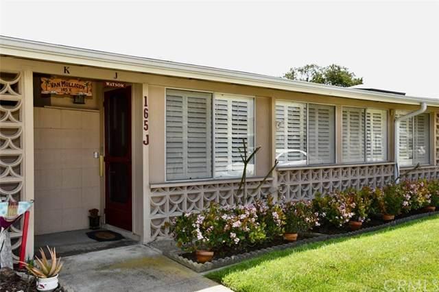 1190 Northwood Road #165J, Seal Beach, CA 90740 (#PW20070001) :: Allison James Estates and Homes