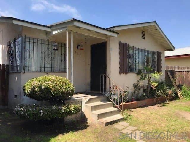 632 41St St, San Diego, CA 92102 (#200016255) :: Frank Kenny Real Estate Team