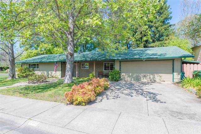 705 Lawn Drive, Chico, CA 95973 (#SN20069267) :: The Laffins Real Estate Team