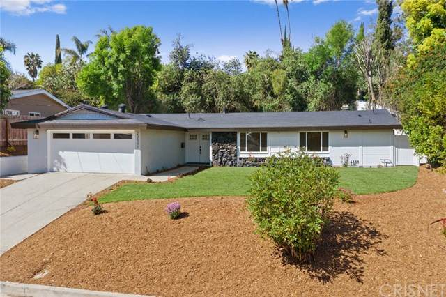 20501 Miranda Place, Woodland Hills, CA 91367 (#SR20069805) :: Frank Kenny Real Estate Team