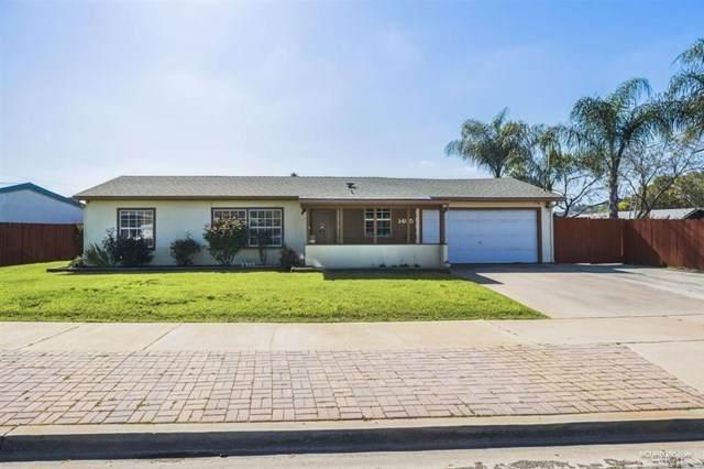 1405 Sunnyland Ave, El Cajon, CA 92019 (#200016260) :: Apple Financial Network, Inc.