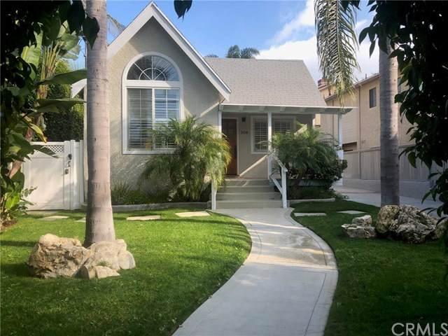 508 N Francisca Avenue, Redondo Beach, CA 90277 (#PV20069491) :: Millman Team