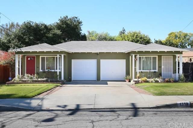 1313 S Primrose Avenue, Monrovia, CA 91016 (#PF20069734) :: Sperry Residential Group