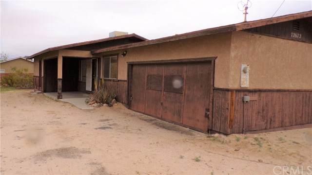 72672 Sullivan Road, 29 Palms, CA 92277 (MLS #JT20070218) :: Desert Area Homes For Sale