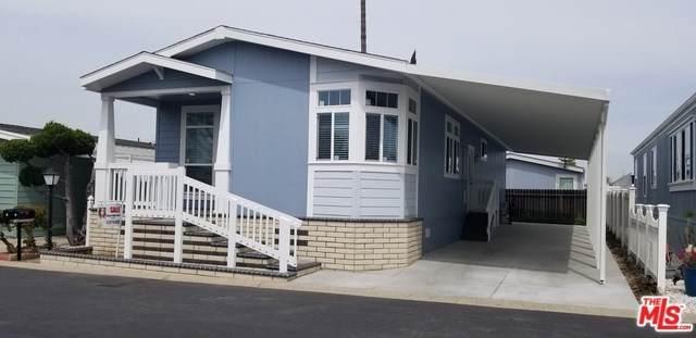17700 Avalon Boulevard #73, Carson, CA 90746 (#20569638) :: Millman Team