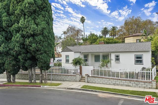 10327 Lauriston Avenue, Los Angeles (City), CA 90025 (#20568964) :: The Laffins Real Estate Team