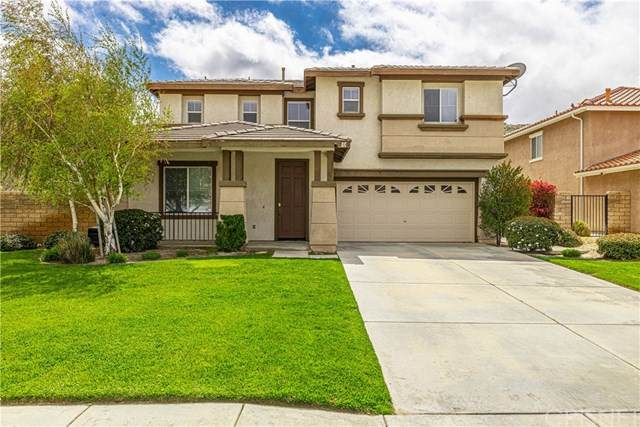 2500 Carolyn Drive, Palmdale, CA 93551 (#SR20070296) :: Powerhouse Real Estate