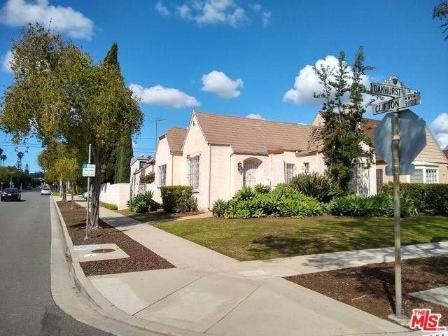 201 N Oakhurst Drive, Beverly Hills, CA 90210 (#20569580) :: Berkshire Hathaway HomeServices California Properties