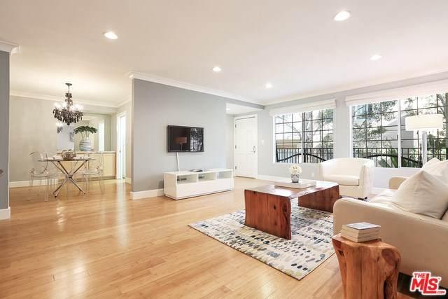 1014 4TH Street #5, Santa Monica, CA 90403 (#20568902) :: Berkshire Hathaway HomeServices California Properties