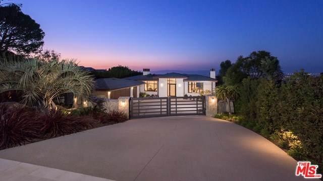 941 Via Nogales, Palos Verdes Estates, CA 90274 (#20569672) :: Go Gabby